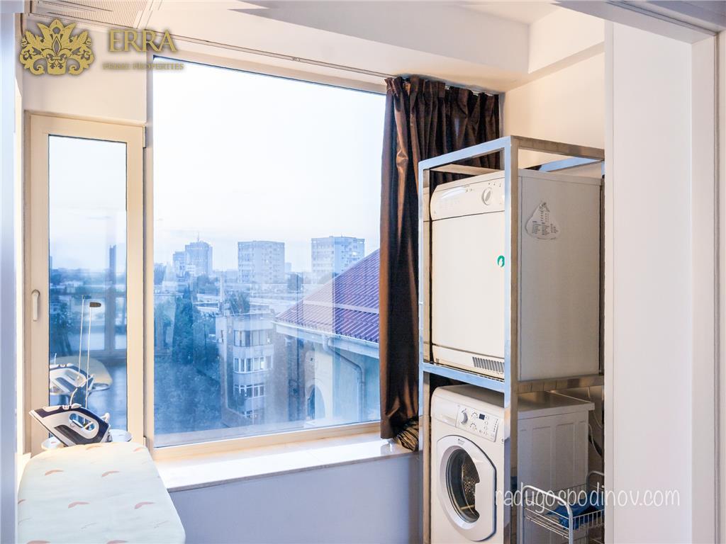 Penthouse cu terasa 110mp. Floreasca