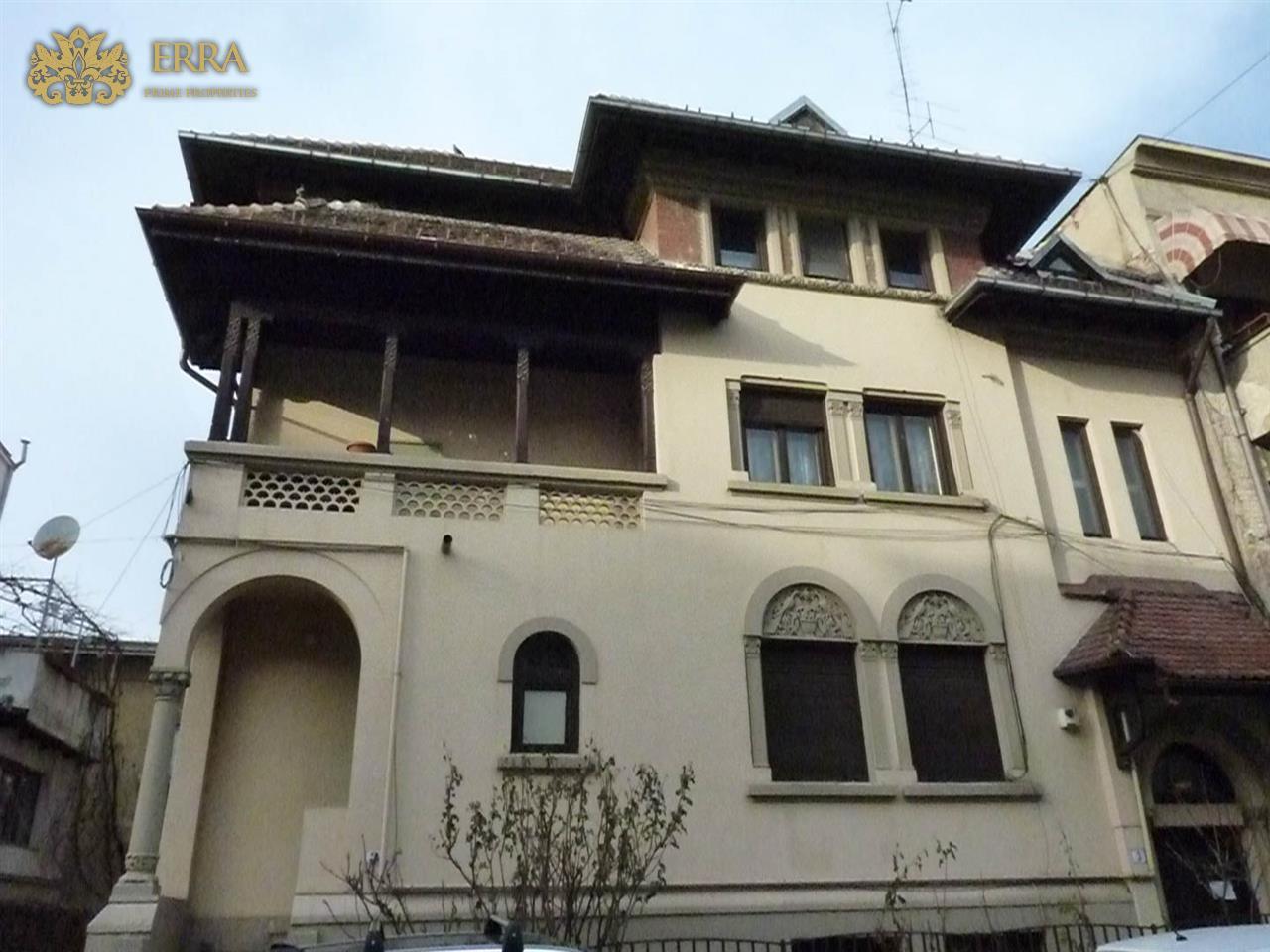 Apartament mansardat. Dorobanti Capitale
