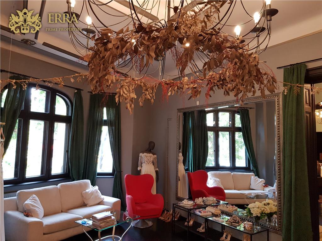 Apartament superb, pretabil showroom/office. Lascar Catargiu