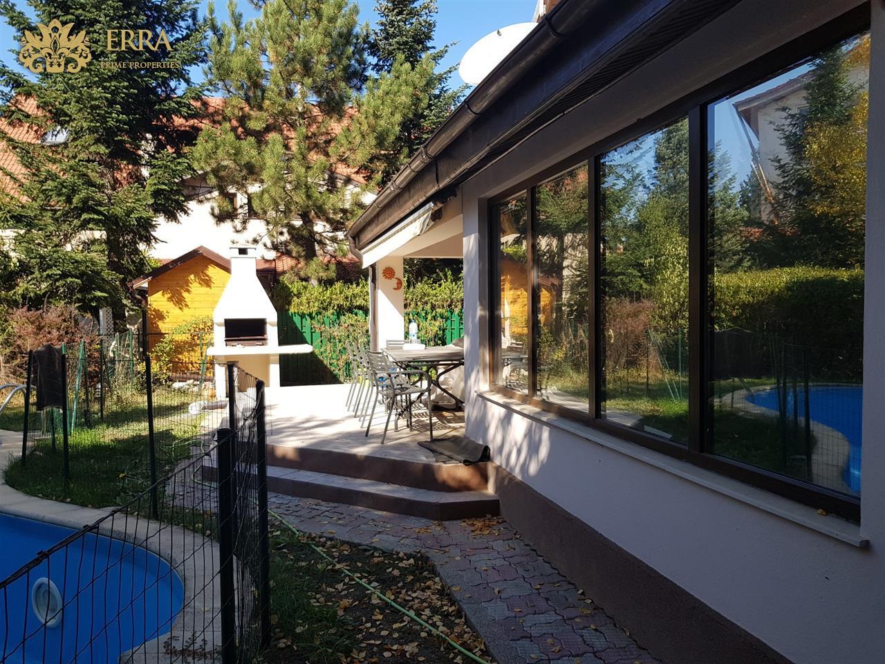 Vila cu piscina. Iancu Nicolae Baneasa