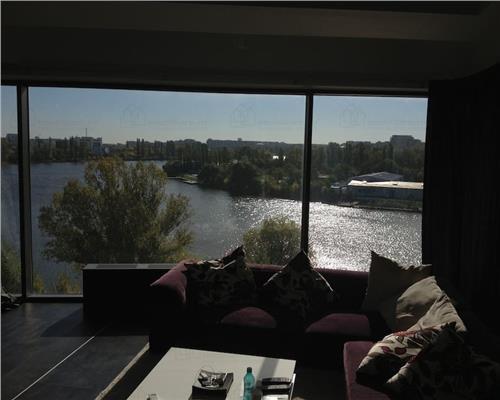 Apartament de lux pe malul lacului Floreasca