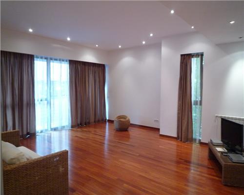 Apartament in bloc nou tip vila