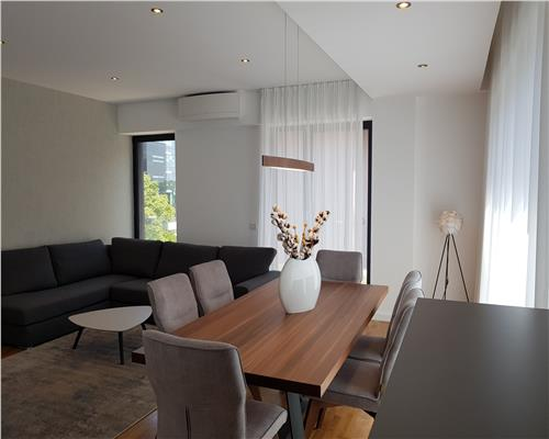 First rental, modern apartment